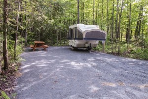 camping ste marie - site avec services